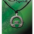 "Spirit Necklace ""Claddagh"""