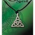 "Spirit Necklace ""TrinityKnot"""